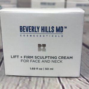 Beverly Hills MD Lift & Firm Sculpting Cream Face
